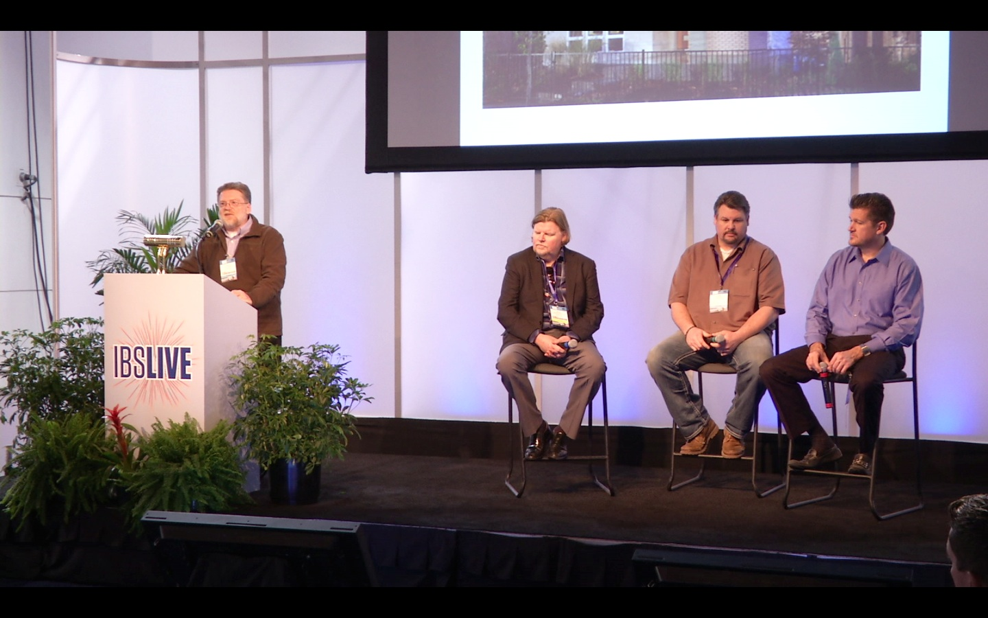 IBS Panel Points to Need for Continued Innovation
