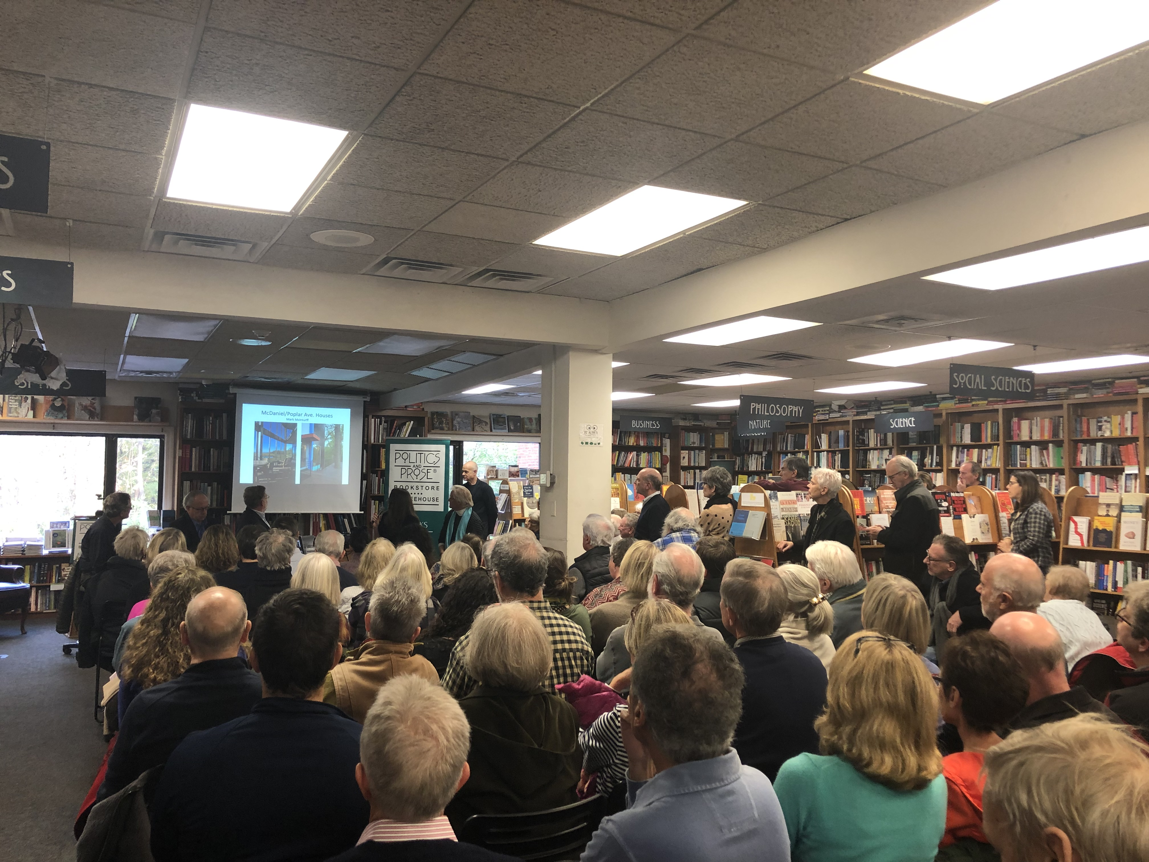 Politics and Prose Hosts Anatomy of a Great Home Discussion